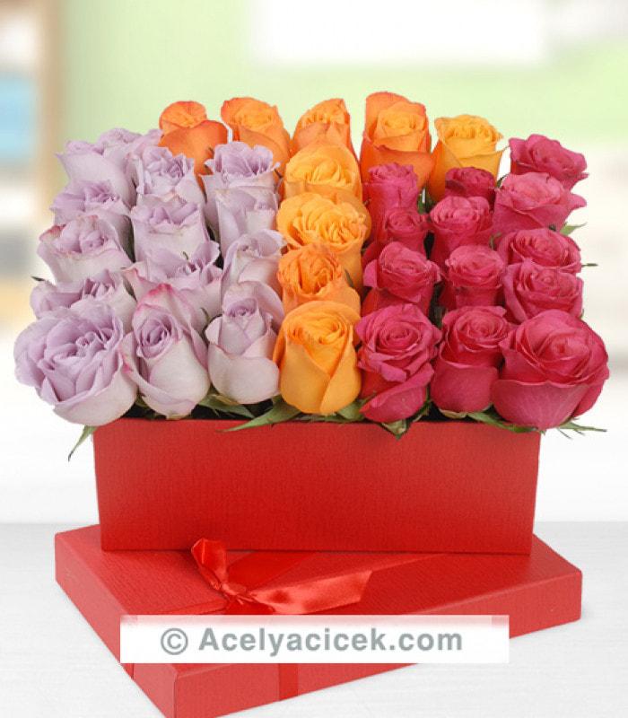 Güllerden Harf Sanatı